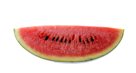 water melon isolate on white