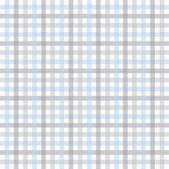 Gray and blue plaid pattern1