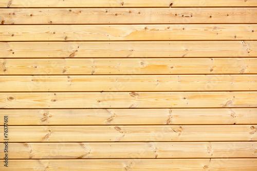 Bardage ext rieur en bois naturel photo libre de droits for Tarif bardage bois exterieur