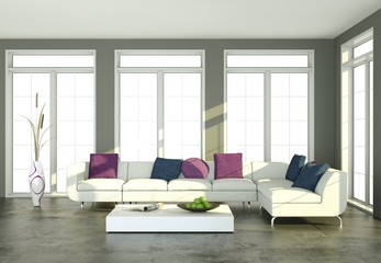 Interieur Design Sofa