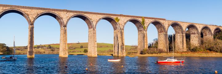 St Germans Viaduct Cornwall