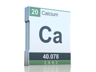 Calcium symbol element from the periodic table buy this stock category urtaz Gallery