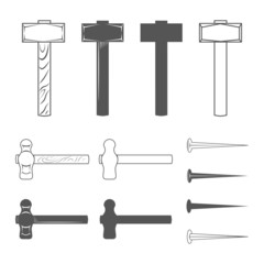 Hammers and hobnails