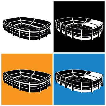 stadium symbol