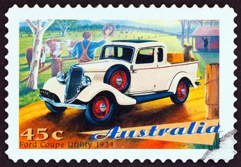Ford Coupe Utility, 1934 (Australia 1997)