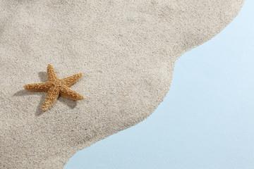 Starfish & Beach