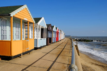 Southwold Seafront