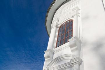 Церковь в мужском монастыре