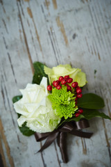 Posy bouquet