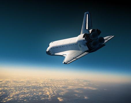 Space Shuttle Landing