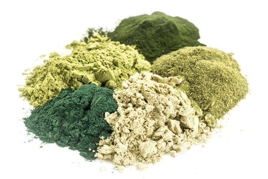 healthy green dietary supplements