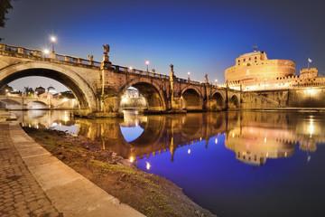 Castel Sant'Angelo, Roma Fototapete