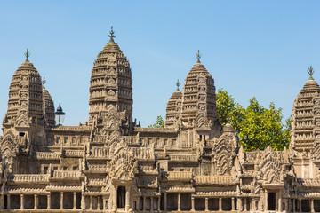 Angkor wat model