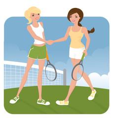 After Tennis