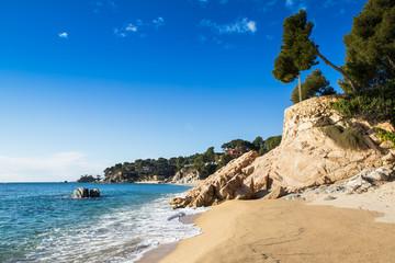 Fotomurales - Costa Brava beach