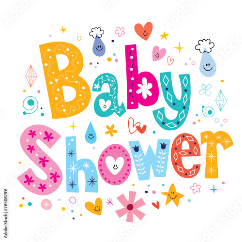 Baby shower quot stock image and royalty free vector files on fotolia com