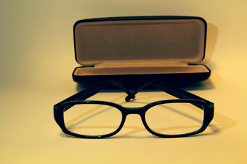 glasses in the box