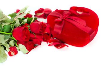 Perfect Valentines roses