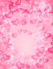 ピンク輝き19