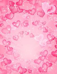 ピンク輝き18