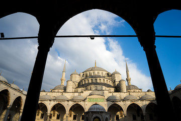 sultan ahmed blue mosque, Istanbul Turkey