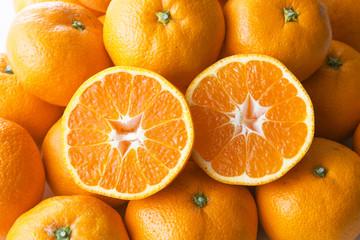 みかん イメージ Mandarin orange Mikan