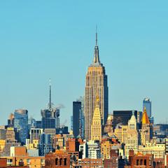 Wall Mural - New York City skyscrapers