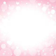 Valentines Pink Background