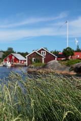 Urlaub und Sommer in Schweden