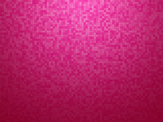 Colorful pink violet checkered background