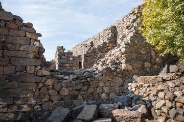 Gamla - Breach in the wall