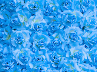 artificial flowers texture background,