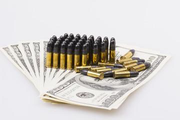 ammunition and dollar