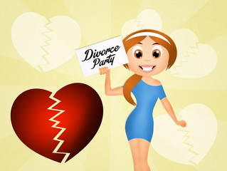 Divorce party