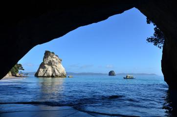 Zeereservaat Te Whanganui-A-Hei (Cathedral Cove)