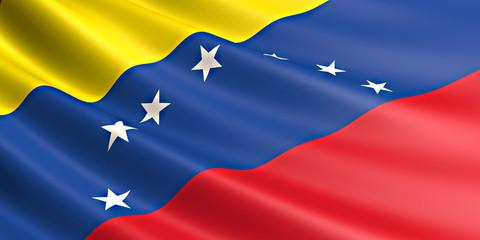 Venezuela flag.