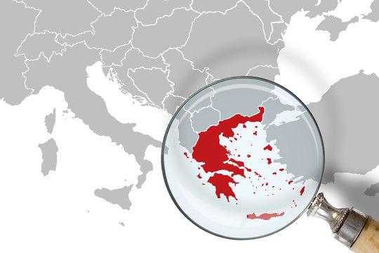 La Grecia sotto osservazione - Greece under scrutiny