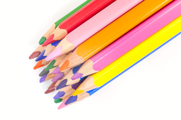 Color Pencils round