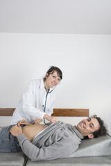 controllo medico