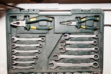 pliers, wire cutters, repair