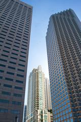 Downtown of Miami.