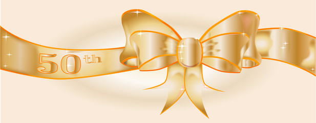 50th Golden Ribbon