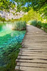 Walkway #08, Plitvicer Lakes NP,  Croatia