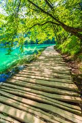 Walkway #10, Plitvice Lakes NP,  Croatia