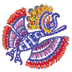 Mayan  Eagle bird