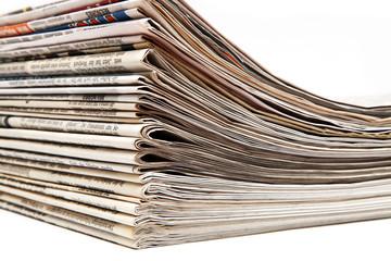 Zeitungen und Magazine