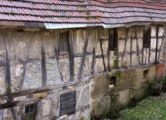 altes Fachwerk-I-Waiblingen