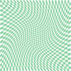 sfondo punti verdi