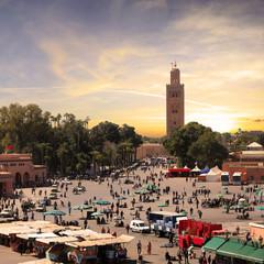 Marrakech - Jemaa el Fna