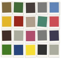 Color Swatches Colourful Palette Design Paint Concept